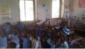 E/R; Residents at Huhunya lives in fear as Presbyterian basic school post threat to the lives of students.