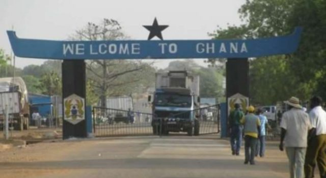 JUST IN: Ghana Immigration Service cautioned against Nigerian prison escapees.