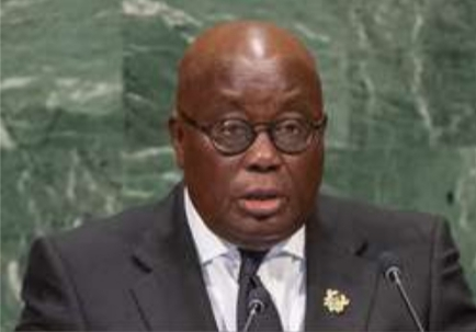 JUST IN: President Akufo-Addo has cleared the air on Domelevo's retirement.