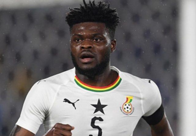 Thomas Teye Partey is not sacked–GFA