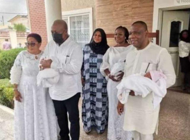 The Special Aide to former President John Dramani Mahama, Joyce Bawa Mogtari has delivered triplets.