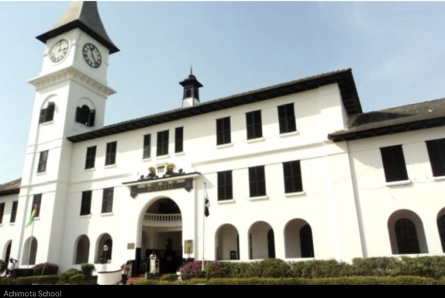 Achimota School undergoes a mass testing as a another form of covid-19 takes over students and staff of the School.