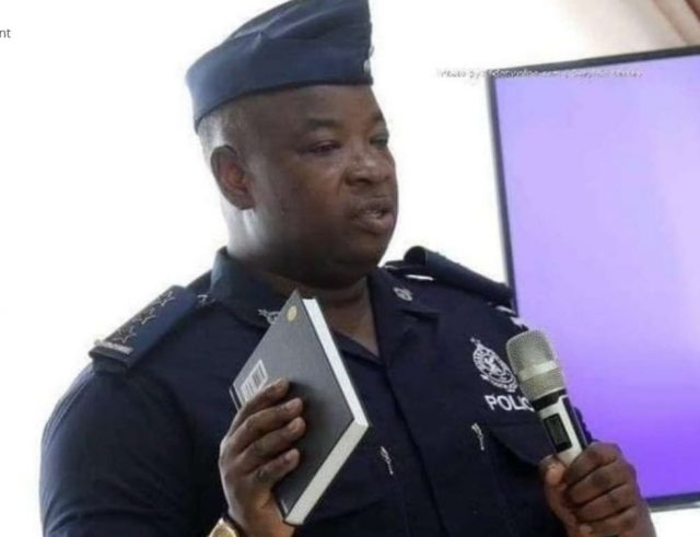 Emile Short Commission: DSP Azugu, no more with National Security