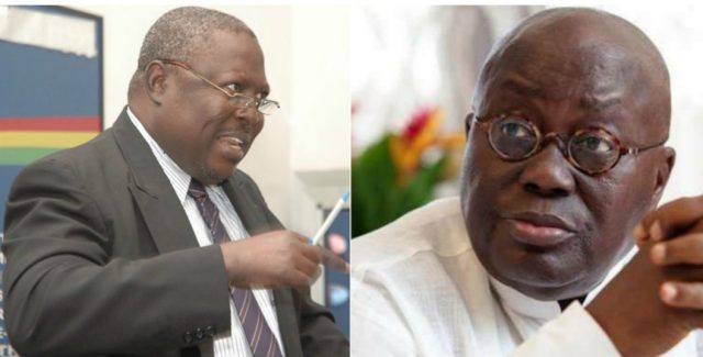 I left office because Akufo-Addo was pressuring me to cover crimes– Martin Amidu