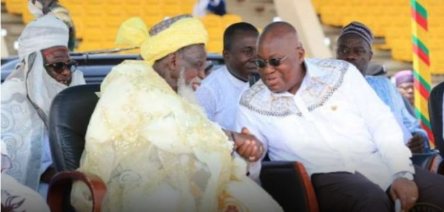 Eid al-Adha: Pray for wisdom and guidance for me and my ministers – Akufo-Addo to Muslims