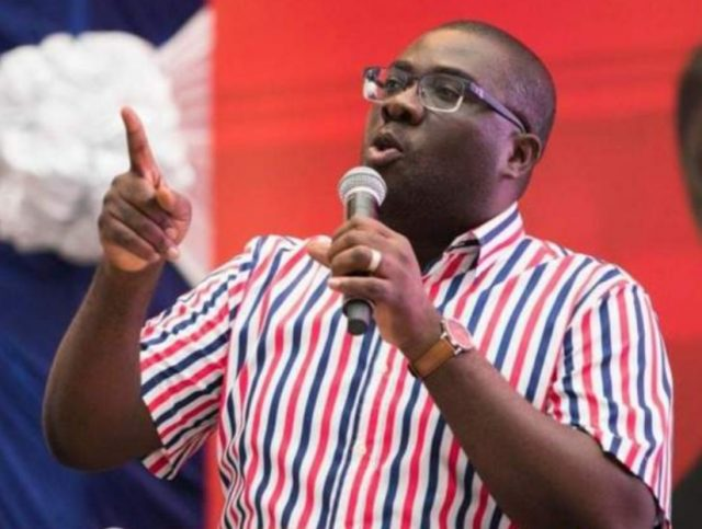 Stopcampaigning on funerals grounds – Sammy Awuku to NPP supporters