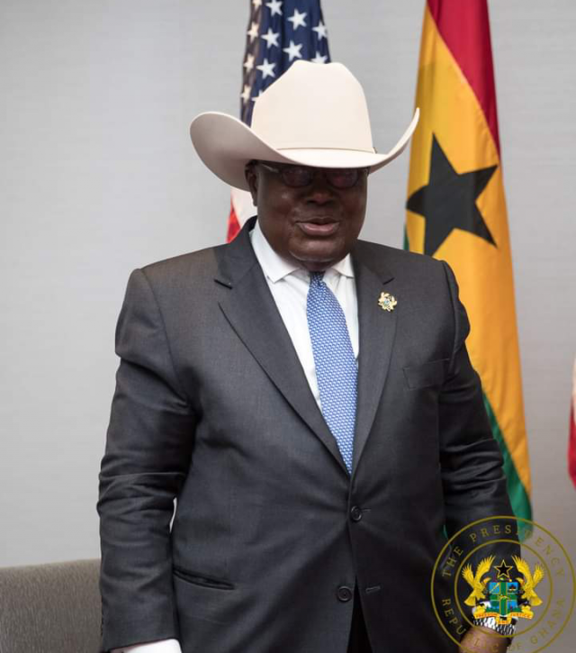 I will protect the atmosphere of peace–Prez. Akufo-Addo