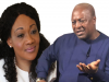 """""""Even though power did not come into our hands, it does not mean we do not have the prospects of winning."""" – Mahama"""